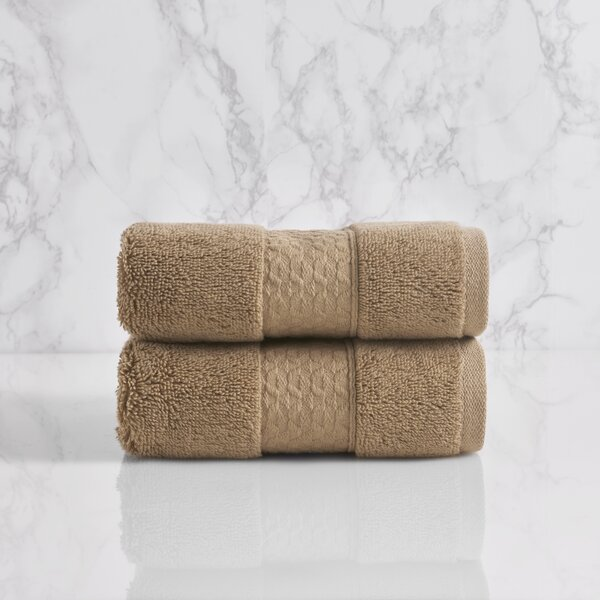 Dynasty 100% Cotton Hand Towel by Natori